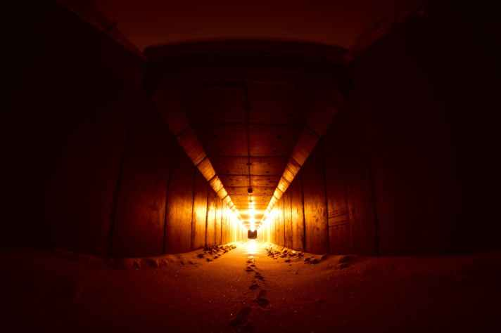 architecture art dark eerie